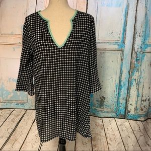 JCrew/JCrew Factory Tissue Tunic Size Medium